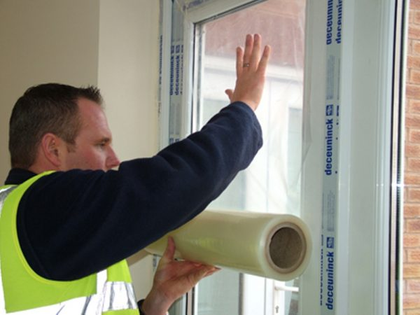 Glass Protection Film - 100m x 500mm -