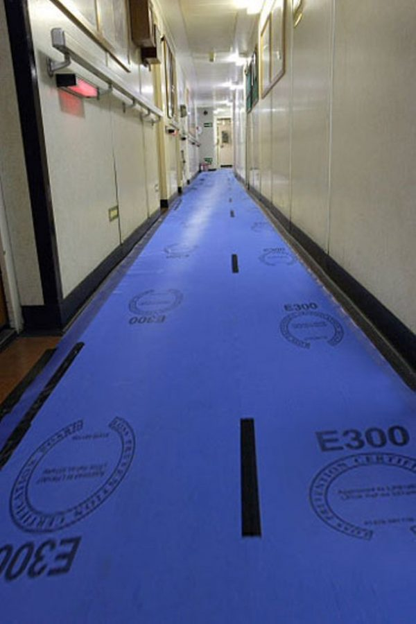 MegaFilm FR Marine Grade (Blue) - 1.0m x 100m -