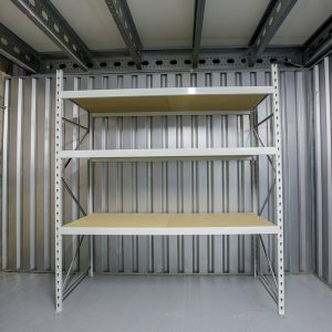Square Foot shelving unit