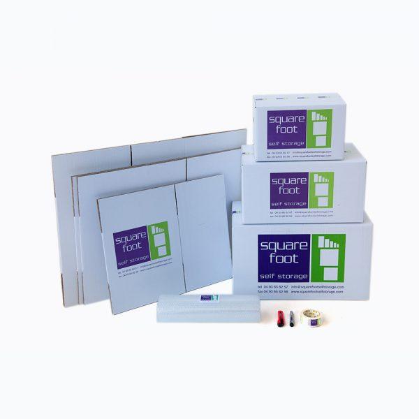 Square Foot Starter Pack