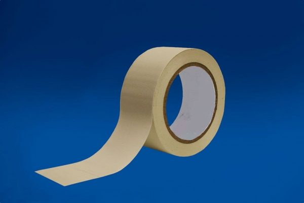 Easi-Peel Protection Tape - 50mm x 33m -White -